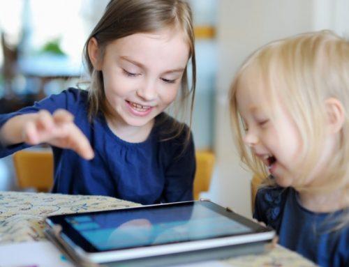Tablet maakt kinderen dik, slechtziend en onhandig