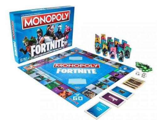 """Vanaf nu verkrijgbaar """"Monopoly Fortnite"""", engelstalige editie"""